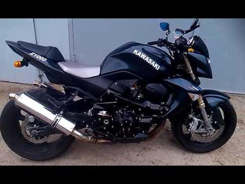 Kawasaki Z1000 2008 - YouTube