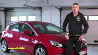 Az új Opel Astra (teszt) - SportVerda (Tordai István)
