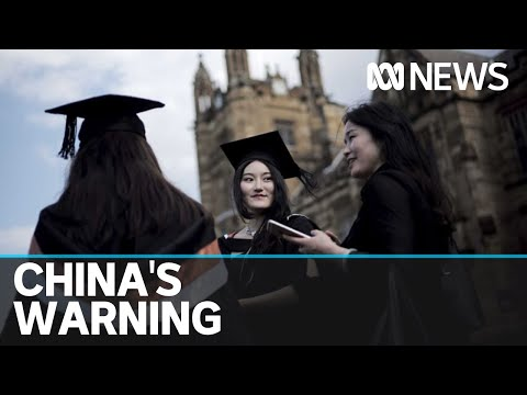China has cautioned students about discrimination against Asians in Australia | ABC News
