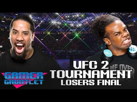 Jey Uso vs. Austin Creed: UFC 2 Tournament Losers Final — Gamer Gauntlet