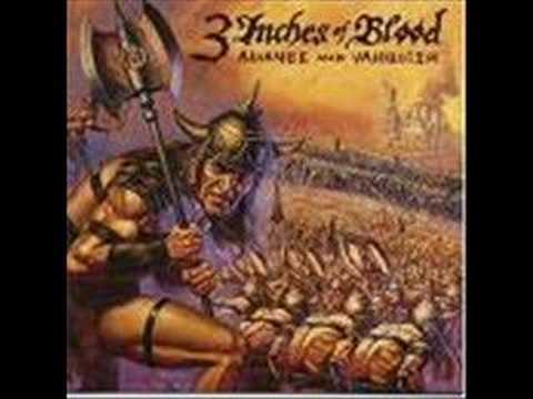 3 Inches of Blood - The Phantom of the Crimson Cloak