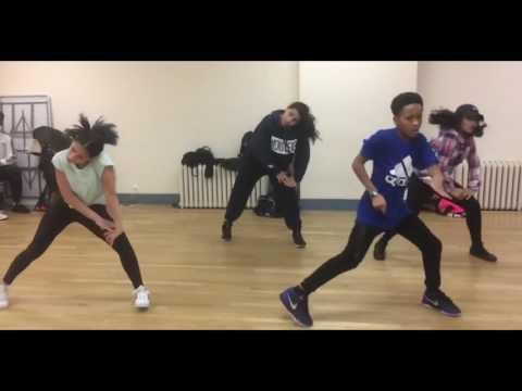 Travis Scott ft Young Thug - Yeah Yeah   Choreography By Chris Showtime Ramirez & Carlik Gayle
