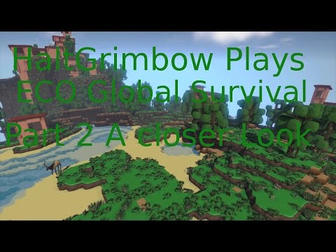 Let's Play Eco Global Survival: A Closer Look