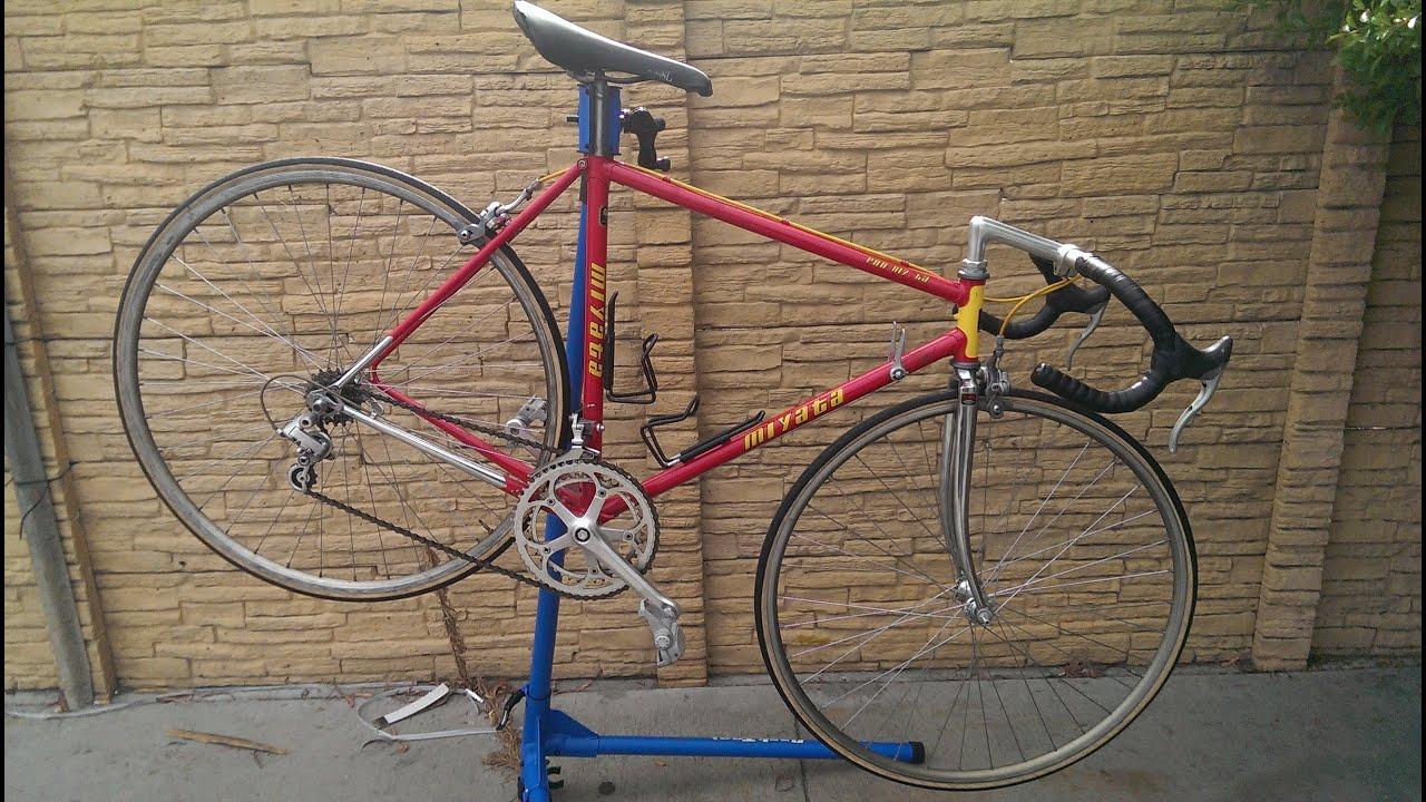 54cm Pro Miyata Road Bike With Suntour Spirit Components