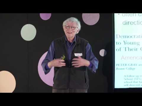 Thrive2020 Prof Peter Gray Schools for Self-Directed Education: Can Guernsey Lead the World?