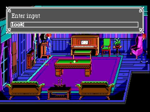 Let's Play The Colonel's Bequest - part 14 - Gazebo