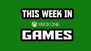 This Week In Games 22nd - 25th January - This Weeks Xbox One Releases