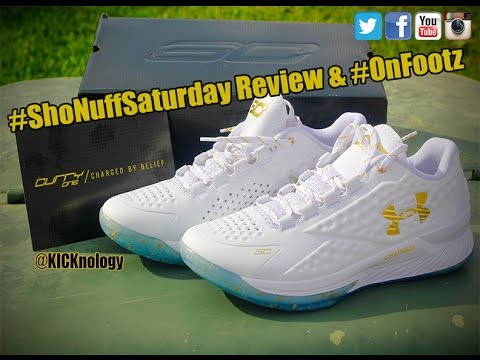 Under Armour Curry 1 Low MVP Review