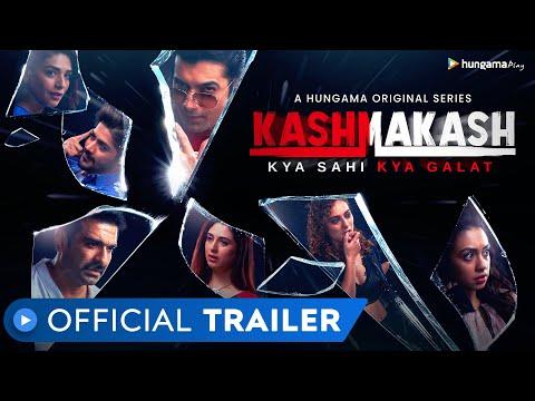 Kashmakash | 5 Unique Stories | Official Trailer | MX Player | Sharad Malhotra | Eijaz Khan