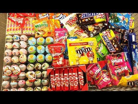 A Lot Of Candy New 2018 #53 Киндер...