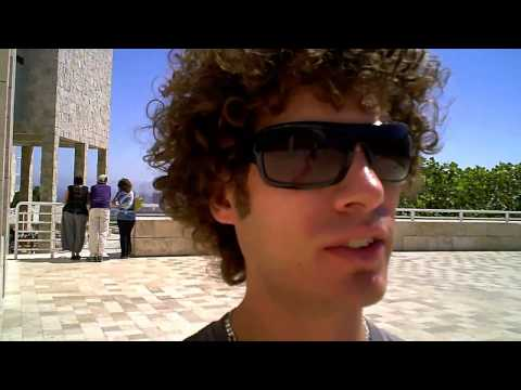 Jason gets thrown out of the Getty Museum | Jason Farone