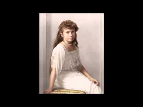 The Return of Grand Duchess Anastasia (Photo Restoration)