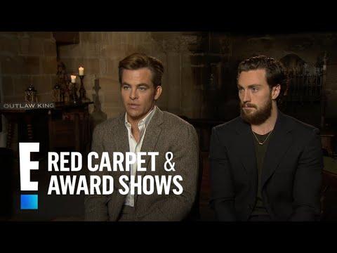 Chris Pine Talks 'Double Standard' on 'Outlaw King' Nude Scene | E! Red Carpet & Award Shows