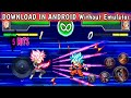 DOWNLOAD NEW DBS Mugen Style APK MOD For Android Without Emulator || Z Champion NEW MOD APK