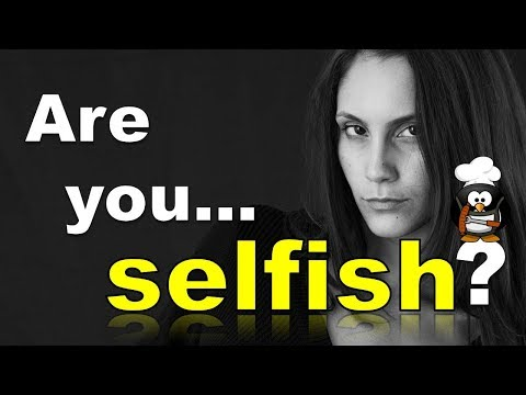 ✔ Are You Selfish? - Personality Test