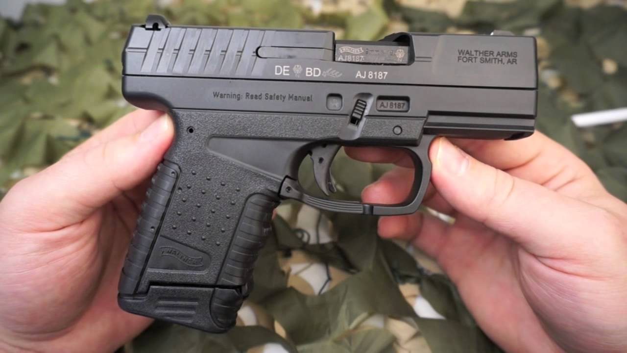 Walther P99 9mm Semi Auto Concealed Carry Pistol Review Texas Gun ...
