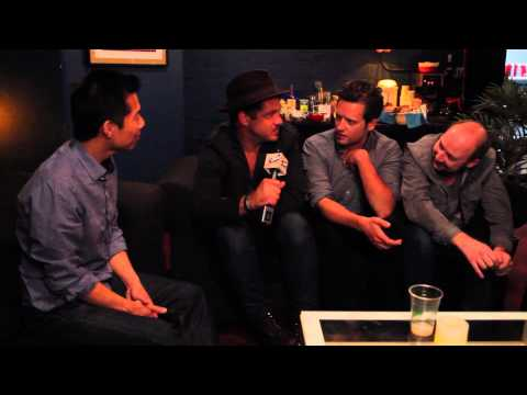 Augustines Talk About Seattle, Music + more with B-Sides On-Air