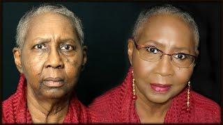 Videos women Older black