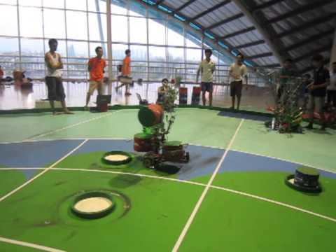 Robocon 2013 ĐH Lac Hong LH-LEGEND 37s lan 2