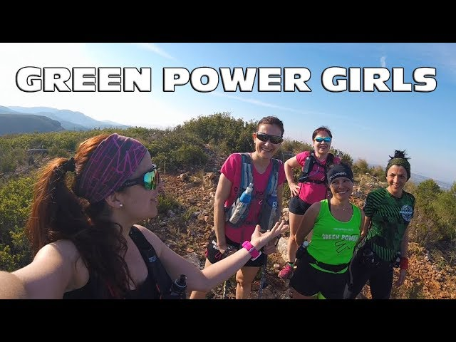Green Power Girls????