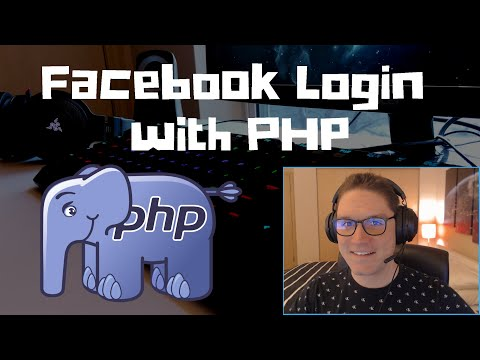 Facebook Graph API Login With PHP