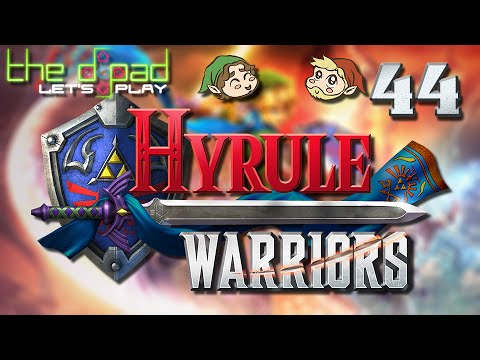 """Salty Gums Selig"" - PART 44 (Darkness Falls) - Hyrule Warriors"
