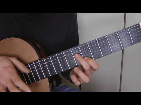 Tuto guitare - Iphone ringtone : Opening