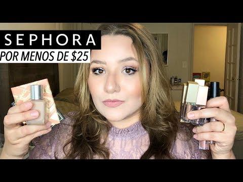 TOP 10 POR MENOS DE US$25 NA SEPHORA GRINGA ♡ CANAL MQN ♡