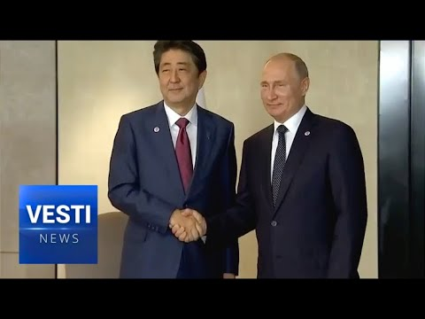Putin Firm With Abe: Kuril Islands Cannot Be Returned if Japan Allows American Bases!