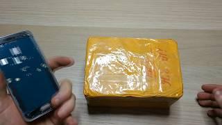 распаковка и обзор дисплея для смартфона Samsung J120F Galaxy J1 2016 с тачскрином