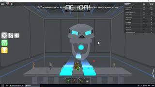 MI minijueos faoritos de Epic minigames - Roblox (4 - 20) Colosal Assault Dr. Thanatos