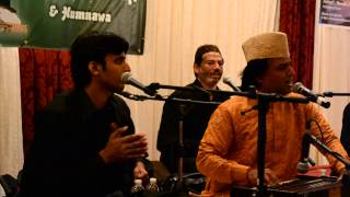 Qawali night with zaman zaki taji