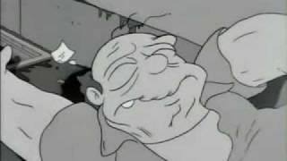 LOS SIMPSONS - cortometraje de barney.wmv