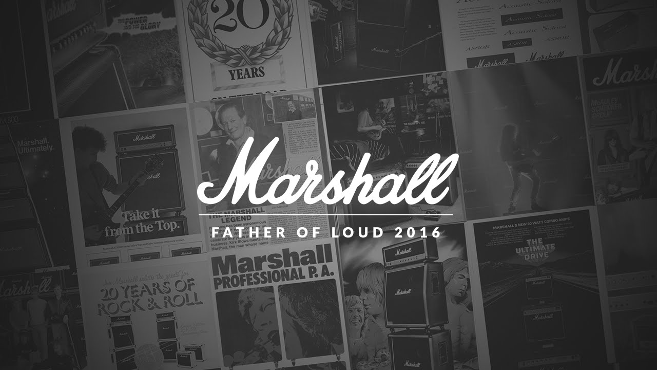 Download Marshall Amplification - Father of Loud Day 2016