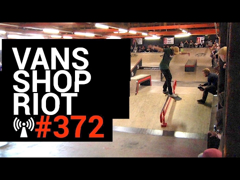 Vans Shopriot Nederland Burnside Skatepark - iBOARDCAST#372