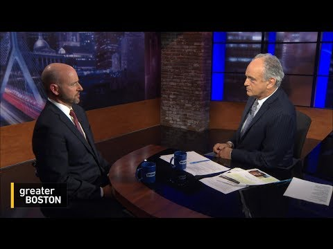U.S. Attorney Andrew Lelling Talks Marijuana, Immigration And Attorney General Jeff Sessions
