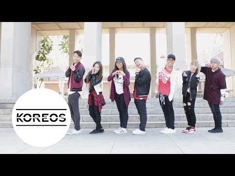 [Koreos]방탄소년단 BTS - 21st Century Girl (21세기 소녀) Dance Cover