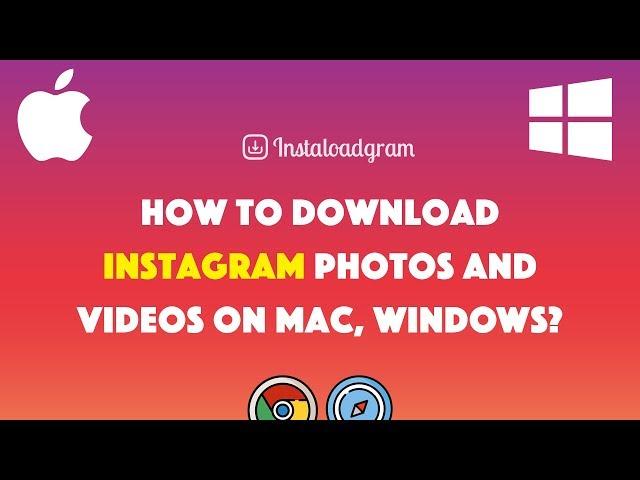 InstaLoadGram - save Instagram photos & videos - YouTube