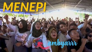 Menepi - Tangi Gasek (Anniversary 13 Tahun SMK N TEMBARAK)