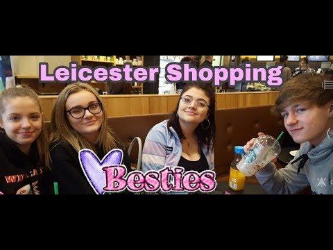 Leicester Shopping - Smiggle, John Lewis, Mac, lush, leicester Market & Haul