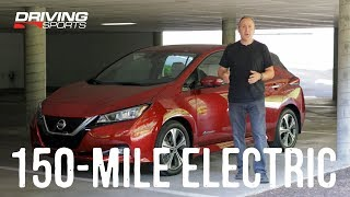 2018 Nissan Leaf SL Electric Car Review