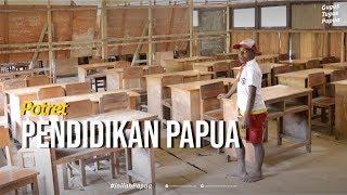 Potret Permasalahan Pendidikan di Papua | Inilah Papua