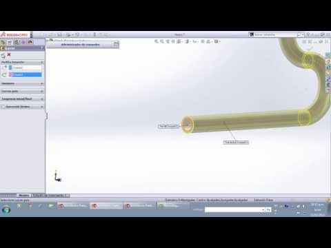 Tutorial 8 Solidworks Trabajando Con Extruir Saliente Base