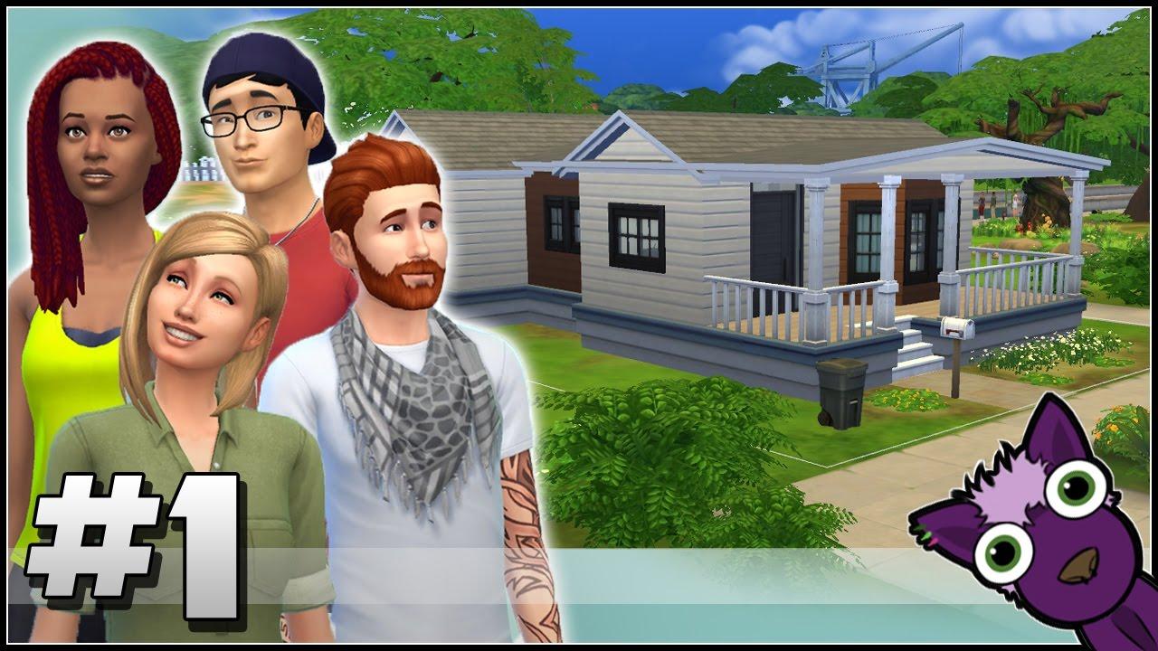 Los sims 4 1 c mo remodelar una casa siendo pobres for Como remodelar una casa