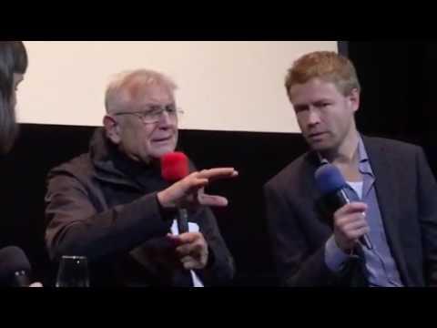 Jiří Menzel   Stadtkino Basel - 5.10.2016 (uncut, Smartphone)