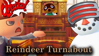 Which Animal Crossing Villager Is Going To Nintenhell? - ACNH meets Ace Attorney