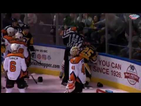 Samuel Morin vs Tom Sestito Feb 4, 2017