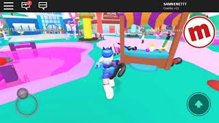 PLAYING ROBLOX WITH ORI