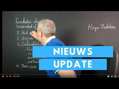 Hugo Bakker Update: Dit was er met mij aan de hand in de afgelopen periode
