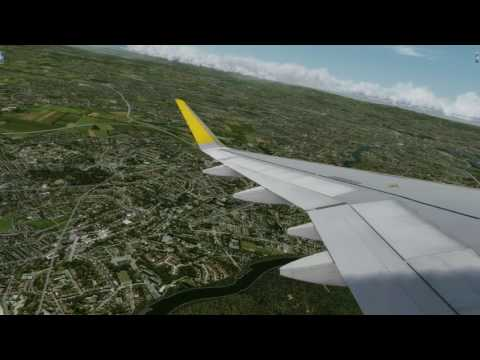 from Lyon to Grenada (vueling)